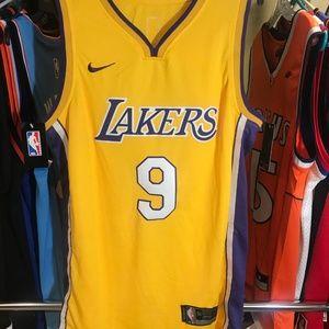 Rondo Lakers 2019 NBA Basketball Swingman Jersey
